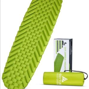 Sleeping Pad- Ultralight Inflatable Sleeping mat